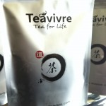 TeaVivre packaging of tea