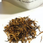 TeaVivre loose tea leaves
