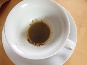 Teadrop sediment