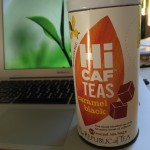 Caramel Black HiCaf Tea - The Republic of Tea