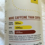 Caffeine content - Hi Cafe Tea - The Republic of Tea